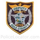 Gulf County Sheriff's Office Patch