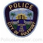 Gulfport Police Department Patch