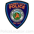 Haines City Police Department Patch