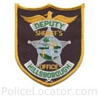 Hillsborough County Sheriff's Office Patch