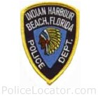 Indian Harbour Beach Police Department Patch