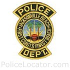 Jacksonville Beach Police Department Patch