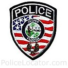 Jasper Police Department Patch