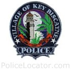 Key Biscayne Police Department Patch