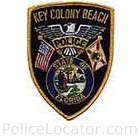 Key Colony Beach Police Department Patch