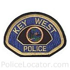 Key West Police Department Patch