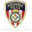 Kissimmee Police Department Patch