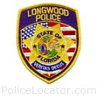Longwood Police Department Patch