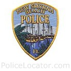New Smyrna Beach Police Department Patch
