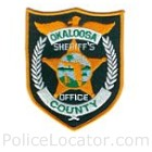 Okaloosa County Sheriff's Office Patch