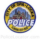 Opa-Locka Police Department Patch