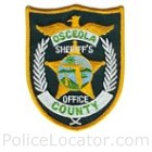 Osceola County Sheriff's Office Patch