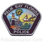 Palm Bay Police Department Patch