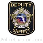 Pasco County Sheriff's Office Patch