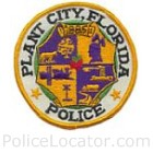 Plant City Police Department Patch
