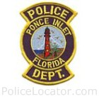 Ponce Inlet Police Department Patch