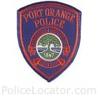 Port Orange Police Department Patch
