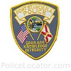 Port St. Lucie Police Department Patch