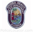 Riviera Beach Police Department Patch