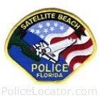 Satellite Beach Police Department Patch