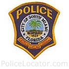 South Miami Police Department Patch