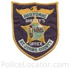 St. Johns County Sheriff's Office Patch