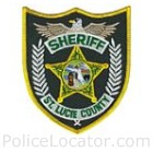 St. Lucie County Sheriff's Office Patch
