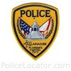 Tallahassee Police Department Patch