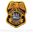Tampa Police Department Patch
