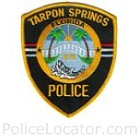 Tarpon Springs Police Department Patch