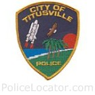 Titusville Police Department Patch