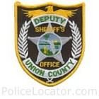 Union County Sheriff's Office Patch