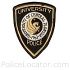 University of Central Florida Police Department Patch