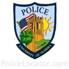 University of Florida Police Department Patch