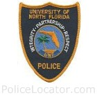 University of North Florida Police Department Patch
