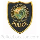 University of South Florida Police Department Patch