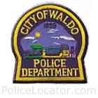 Waldo Police Department Patch