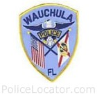 Wauchula Police Department Patch