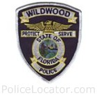 Wildwood Police Department Patch