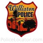 Williston Police Department Patch