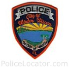 Winter Haven Police Department Patch