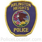 Arlington Heights Police Department Patch