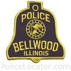 Bellwood Police Department Patch