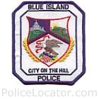 Blue Island Police Department Patch