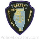 Breese Police Department Patch