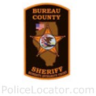 Bureau County Sheriff's Office Patch