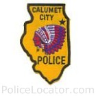 Calumet Police Department Patch
