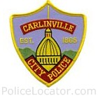 Carlinville Police Department Patch