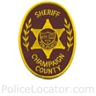 Champaign County Sheriff's Office Patch