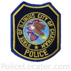 Chatham Police Department Patch